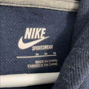 Nike Sweaters - Nike Zip Up Sweat Shirt Comfortable!